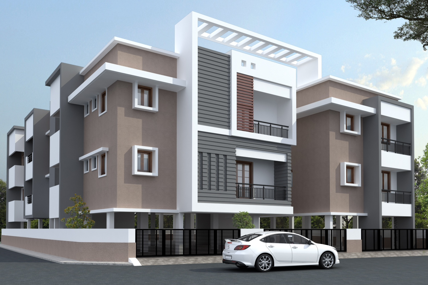 Thai Ganapathy By Thai Homes Private Limited