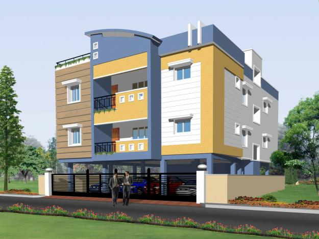 Apartment in Ahmedabad