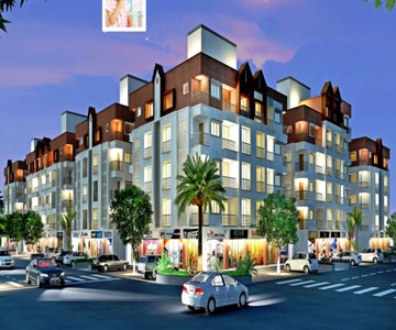 Apartment for sale in Nikol - Naroda Road , Ahmedabad City & East