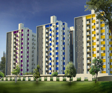 Apartment for sale in Hsr layout 2 nd sector, Bangalore