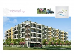 2 and 3 BHK Luxury Apartments for sale in Bangalore North near Manyata Tech Park