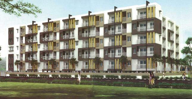 Dwaraka Nilayam : 2Bhk & 3Bhk Spacious Luxury Apartments For Sale