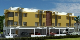 Flat For Sale At 2bhk  Pozlichalur