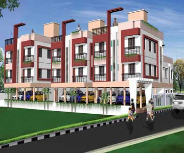 Apartment for sale in Kolathur, Chennai