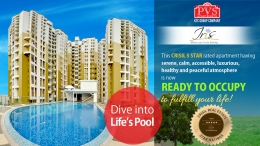 Ready to occupy 3 BHK Apartment at Aluva