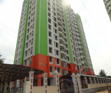 Apartment in SEMI FURNISHED FLAT GOLDEN HEAVEN VAZHAKKALA, Kochi