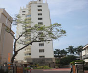 Residential Apartment in MG Road, Ernakulam