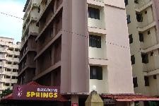 3 BHK flat for sale in Kakkanad, Kochi