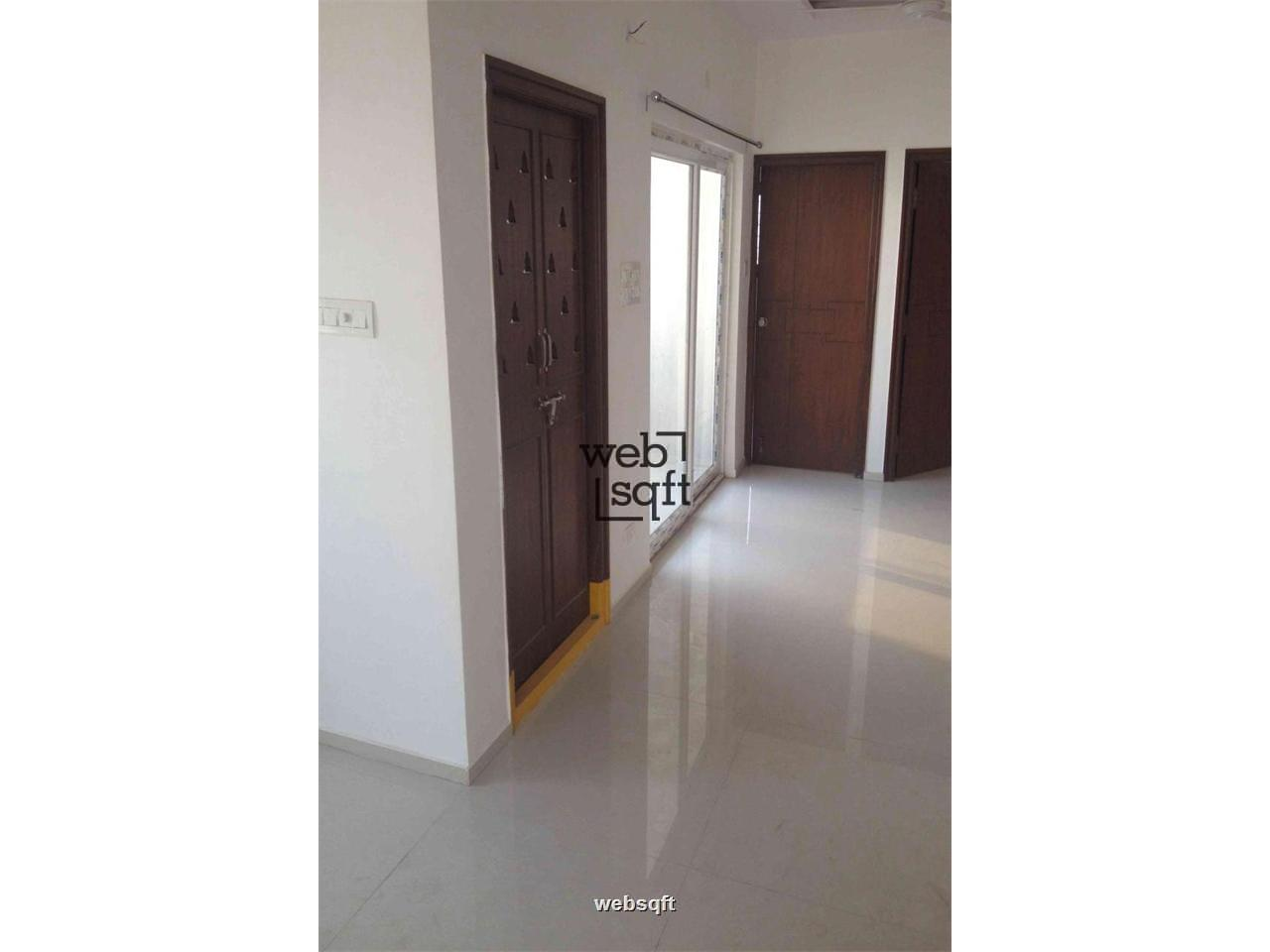 Websqft - Residential Apartment - Property for Rent - in 1800Sq-ft/Madhapur at Rs 41400