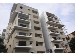 Websqft - Residential Apartment - Property for Sale - in 2100Sq-ft/Begumpet at Rs 8820000