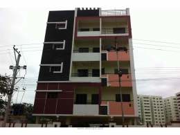 Websqft - Residential Apartment - Property for Sale - in 1505Sq-ft/Madhapur at Rs 6020000