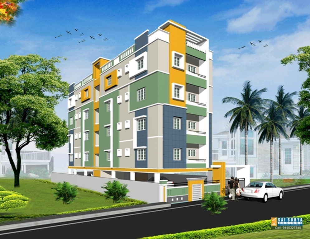 Apartment in Kakinada