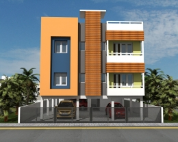 Apartment in Kanchipuram