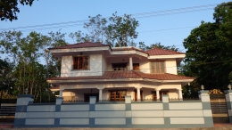 <ost modern just finished apartment for sale at Kottayam.
