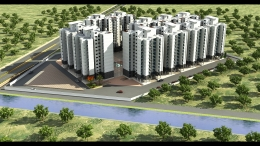 New Apartments at Faizabad Road, Lucknow