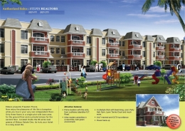 2 BHK Apartment for Sale in jusr Rs 27.89 lacs in Ludhiana