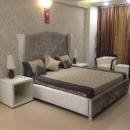 Semi Furnished 4 Bhk Flats In Maya Garden City Zirakpur