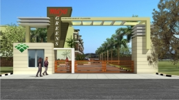 3BHK Flat for sale in Maya Greens