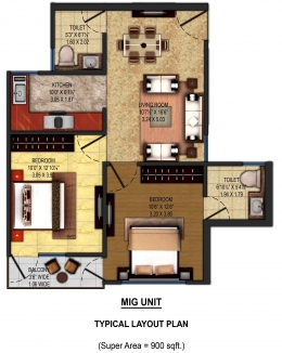 Apartment for sale in Noida