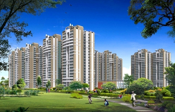 EARTH INFRASTRUCTURE LTD Presents 1, 2, 3 & 4 BHK Lifestyle Apartments