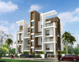 2BHK Lifestyle Apartment on Main Baner Road