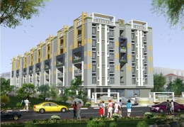 Apartment in RANGAREDDY