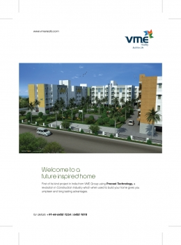Apartment in Tiruvallur