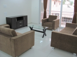 3 BHK (New-Fully Furnished) available for Corporate/Co. Lease at Alkapuri (Vadodara)