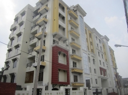 Ready To Move 2BHK Multistorey Residential Newly Built Apartment at Zirakpur