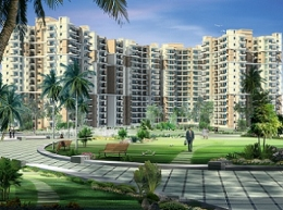 4BHK Multistorey Newly Built Residential Luxurious Apartment at Zirakpur