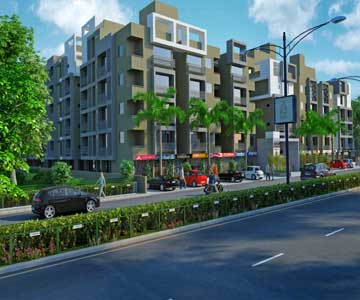 Apartment For In Odav Ahmedabad City East