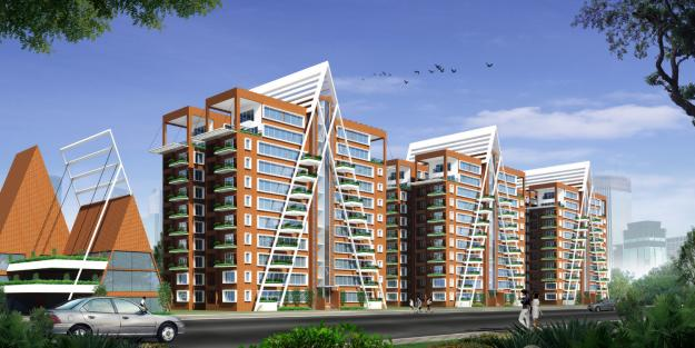 Apartment for sale in Near Hebbal Flyover,  Bangalore