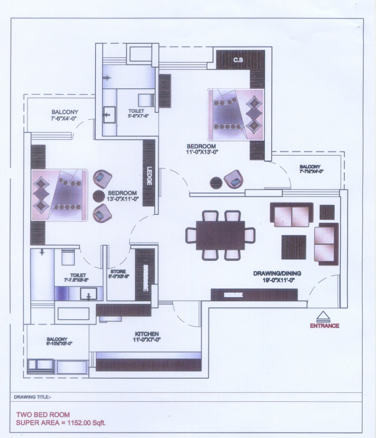 Apartment in chandigarh