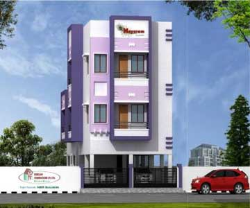 Apartment in chennai
