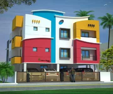 Apartment for sale in   Vengaivasal, Chennai