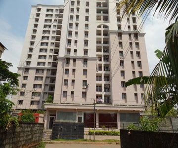 Apartment in cochin