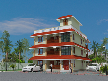 Apartment for sale in Kalamassery, Kochi