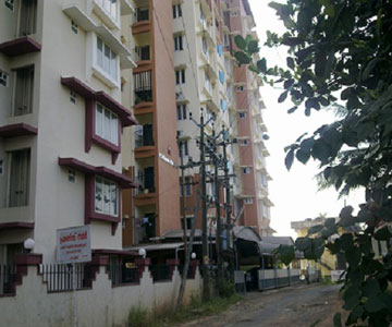 Apartment for sale in PLATINUM HEIGHTS, Kochi