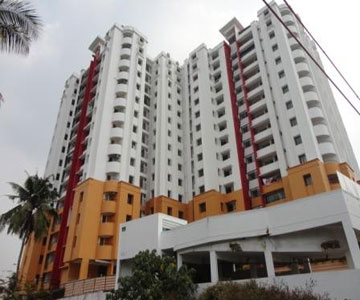 Apartment for sale in Trinity higrove, Kochi