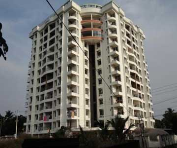 Apartment for sale in Abad Green terrace -Kakkanad, Kochi