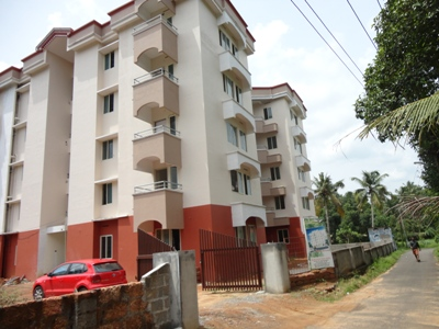 Apartment for sale in THIRUVANKULAM, Kochi