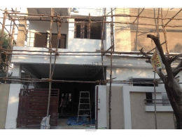 Websqft - Residential Duplex House - Property for Sale - in 2300Sq-ft/Sainikpuri at Rs 6601000