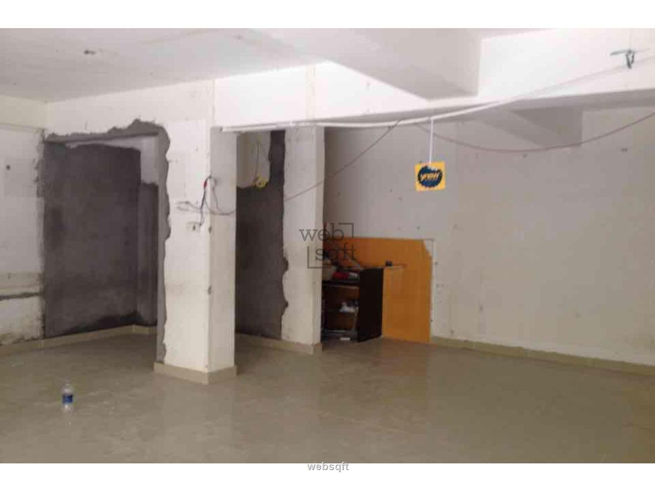 Websqft - Commercial Shop-Mulgi - Property for Rent - in 1470Sq-ft/Himayath Nagar at Rs 66150