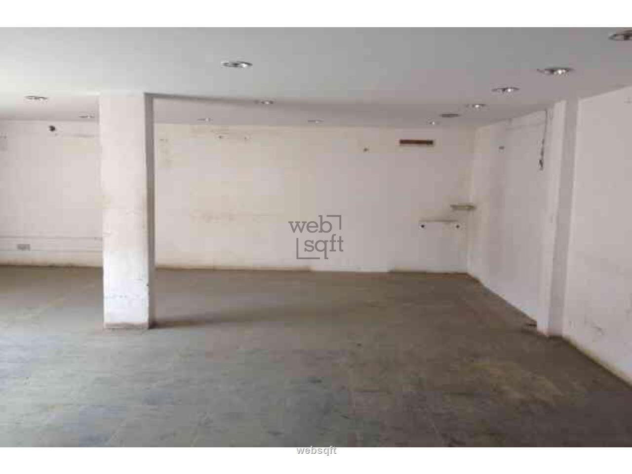 Websqft - Commercial Shop-Mulgi - Property for Rent - in 550Sq-ft/Ameerpet at Rs 55000
