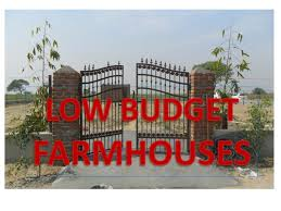 Farm house in Lucknow