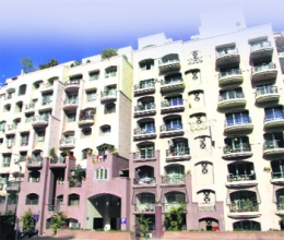 4 BHK Pent House for Sale in Diamond District