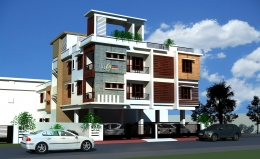 2BHK New Flat For Sale At Gerugambakkam, Porur - Near PSBB Millinieum School.