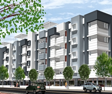 Flat for sale in Ganapathy , Coimbatore