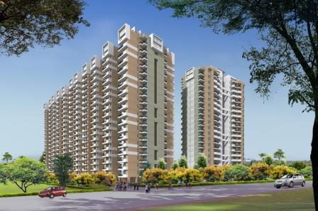 SG Grand 2,3 bhk flats for sale in Rajnagar Extension Contact@8882550600