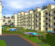 Flat for sale in Goa